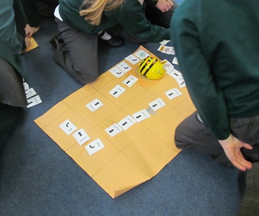 Algorithmic Thinking | code-it supported by HIAS, Hampshire